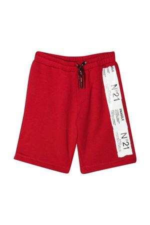 Bermuda rossi MSGM kids N°21 KIDS | 30 | N21013N01550N400