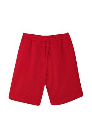 Red bermuda shorts teen MSGM kids N°21 KIDS | 30 | N21013N01550N400T