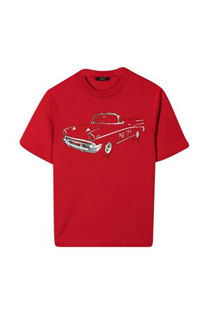 T-shirt teen con stampa Nº21 Kids N°21 KIDS | 8 | N21035N00030N400T
