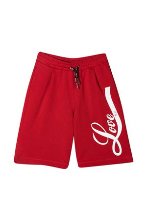 Red Bermuda teen N ° 21 kids N°21 KIDS | 30 | N21051N01550N400T