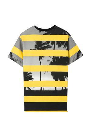 T-shirt nera teen N°21 Kids N°21 KIDS   8   N21100N01560N200T
