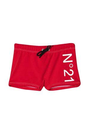 Red swimsuit N ° 21 Kids N°21 KIDS | 85 | N21109N00590N400