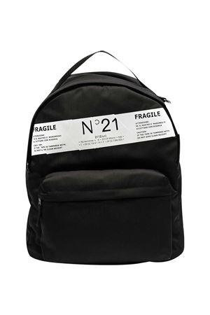 Zaino nero Nº21 Kids N°21 KIDS | 31 | N21117N00760N900