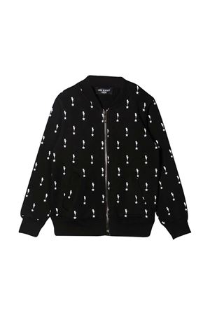 Bomber nero teen Neil Barrett kids NEIL BARRETT KIDS | 1236091882 | 027874110T
