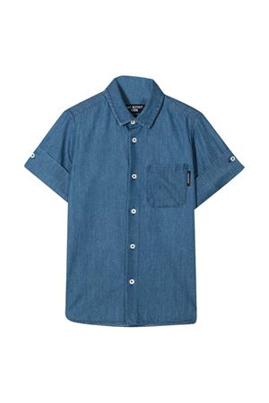 Camicia denim teen Neil Barrett kids NEIL BARRETT KIDS | 6 | 027885126T