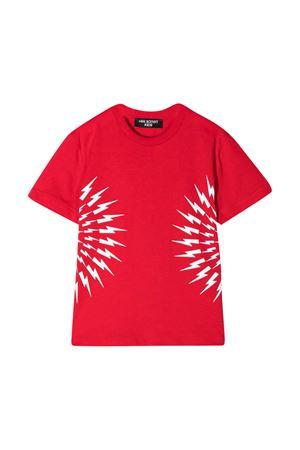 Red t-shirt Neil Barrett kids NEIL BARRETT KIDS | 8 | 027890040
