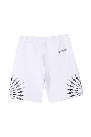 White shorts Neil Barrett Kids NEIL BARRETT KIDS | 5 | 027891001