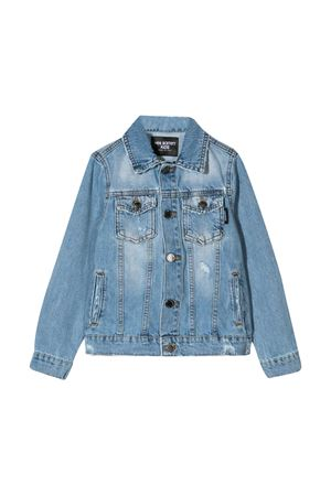 Giacca denim teen Neil Barrett Kids NEIL BARRETT KIDS | 3 | 027898126T