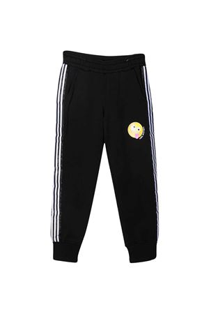 Joggers neri teen Neil Barrett Kids NEIL BARRETT KIDS | 9 | 027901110T