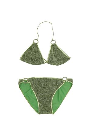 Set bikini verde Oseree Kids OSEREE KIDS | 85 | LTF202GGREEN