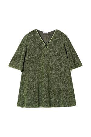 Oseree Kids green glitter dress OSEREE KIDS | 7 | LVF202GGREEN