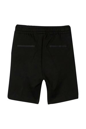 Black teen shorts Paolo Pecora Kids Paolo Pecora kids | 5 | PP2576NERO