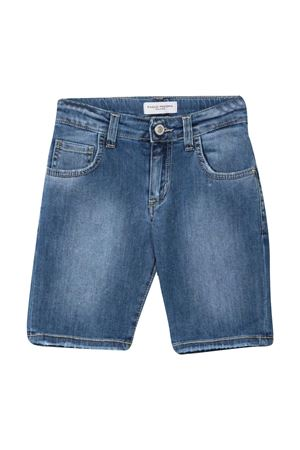 Teen denim shorts with lightened effect Paolo Pecora kids Paolo Pecora kids | 5 | PP2610BLUT