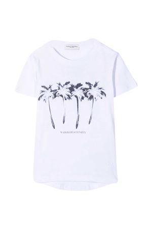 T-shirt with Paolo Pecora kids embroidery Paolo Pecora kids | 8 | PP2664BIANCT