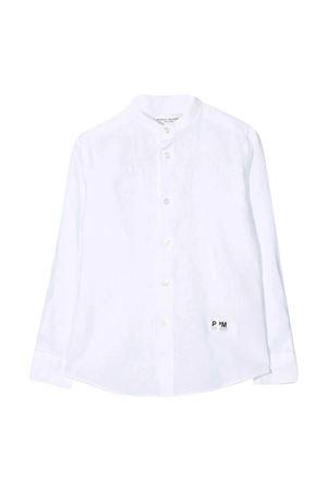 Collarless shirt Paolo Pecora kids Paolo Pecora kids | 6 | PP2702BIANC