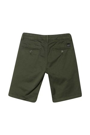 Long chino shorts Paolo Pecora kids Paolo Pecora kids | 5 | PP2739MILIT