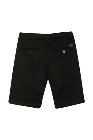 Long chino shorts Paolo Pecora kids Paolo Pecora kids | 5 | PP2739NERO