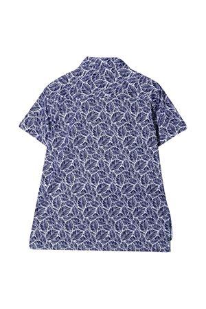 Paolo Pecora kids print shirt Paolo Pecora kids | 5032334 | PP2743BLU