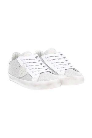 Philippe Model Kids glitter sneakers PHILIPPE MODEL KIDS | 90000020 | CLL0GM4A
