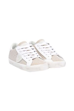 Philippe Model Kids glitter sneakers PHILIPPE MODEL KIDS | 90000020 | CLL0GM4B