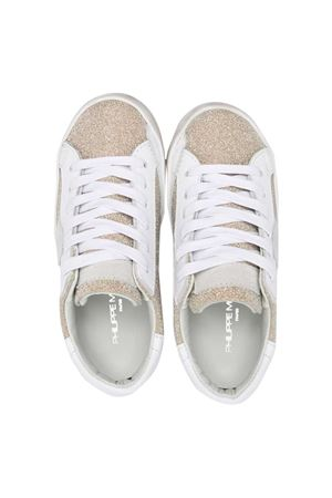 Philippe Model kids teen glitter sneakers PHILIPPE MODEL KIDS | 90000020 | CLL0GM5CT