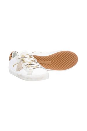 Philippe Model Kids white sneakers  PHILIPPE MODEL KIDS | 90000020 | CLL0XL1A