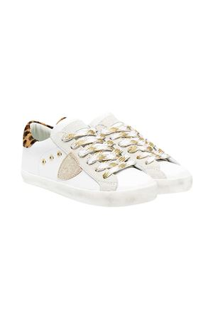 Sneakers with Philippe Model kids application PHILIPPE MODEL KIDS | 90000020 | CLL0XL1B