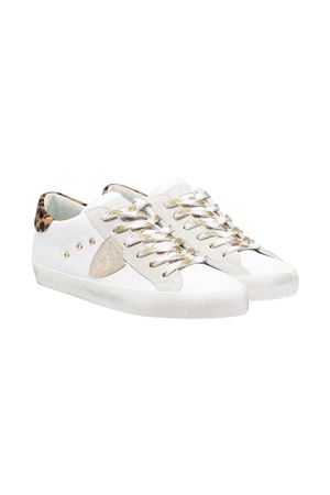 Sneakers bianche teen Philippe Model Kids PHILIPPE MODEL KIDS | 90000020 | CLL0XL1CT