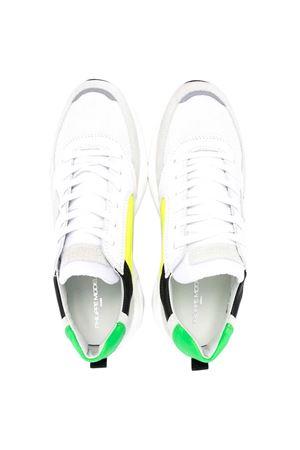 Philippe Model Kids teen white sneakers  PHILIPPE MODEL KIDS | 90000020 | EZL0WP1CT
