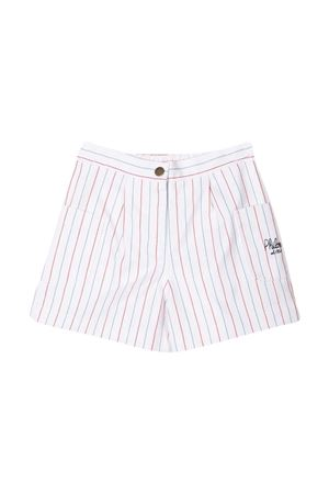 Shorts a righe Philosophy kids PHILOSOPHY KIDS | 5 | PJBE31CR218WH2050112