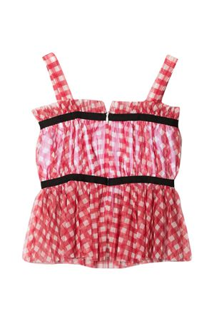 Top with bow Philosophy kids PHILOSOPHY KIDS | 40 | PJCA77TU57WH203D111