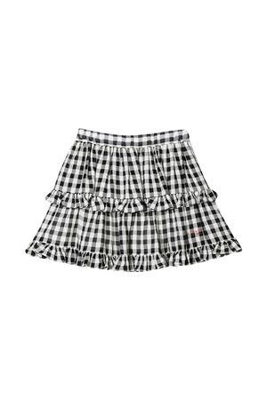 Philosophy kids checkered skirt PHILOSOPHY KIDS | 15 | PJGO39TV601WH005D002