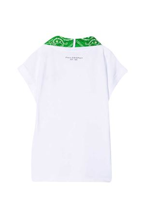 T-shirt bianca Philosophy Kids PHILOSOPHY KIDS | 8 | PJTS62JE138WH210B103