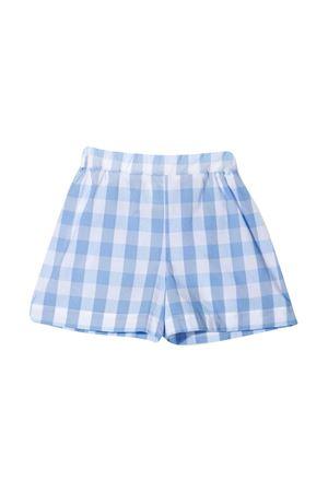 Piccola Ludo checked shorts Piccola Ludo | 30 | BF6WB016TES0485000004