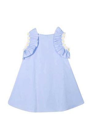 Piccola Ludo light blue dress Piccola Ludo | 11 | BF6WB026TES048900044