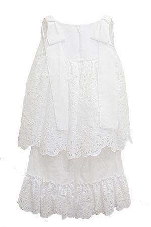 Abito bianco modello Modigliani con pantalone Raffaella RAFFAELLA | 11 | MODIGLIANI1501