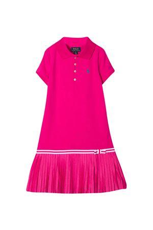 Fuchsia Ralph Lauren kids dress  RALPH LAUREN KIDS | 11 | 312783903006