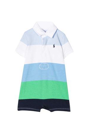 Ralph Lauren Kids striped jumpsuit RALPH LAUREN KIDS | 75988882 | 320790382001