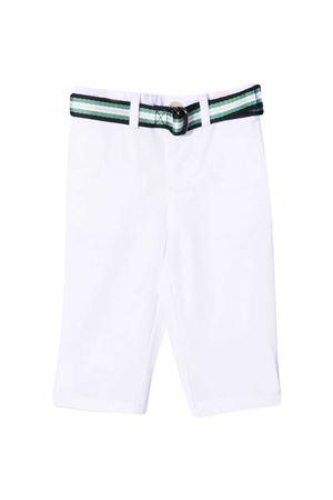 Pantaloni bianchi Ralph Lauren Kids RALPH LAUREN KIDS | 9 | 320832060003