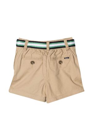 Shorts kaki Ralph Lauren kids con cintura RALPH LAUREN KIDS | 30 | 320832061002