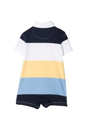 Tutina multicolor a righe orizzontali Ralph Lauren Kids RALPH LAUREN KIDS | 75988882 | 320836337001