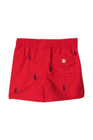 Costume da bagno rosso Ralph Lauren kids RALPH LAUREN KIDS | 85 | 320837737001