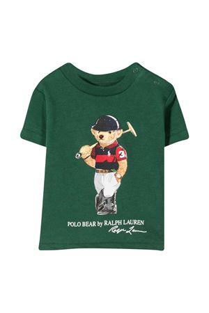 Ralph Lauren Kids green t-shirt  RALPH LAUREN KIDS | 8 | 320838244002