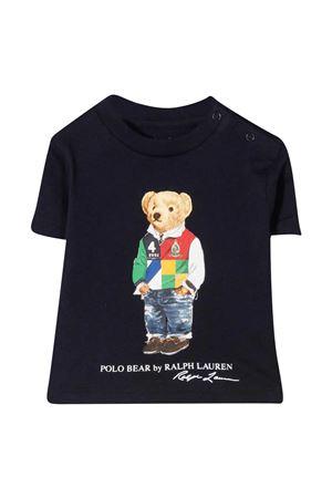 Ralph Lauren Kids navy blue t-shirt  RALPH LAUREN KIDS | 8 | 320838244003