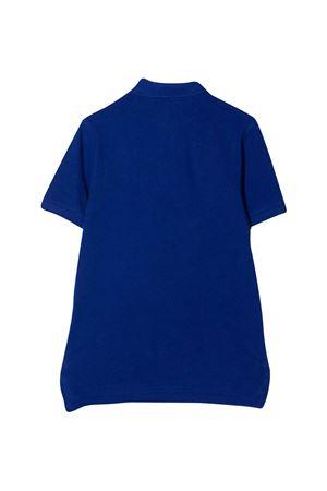 Blue polo shirt with Ralph Lauren kids embroidery RALPH LAUREN KIDS | 8 | 322603252026