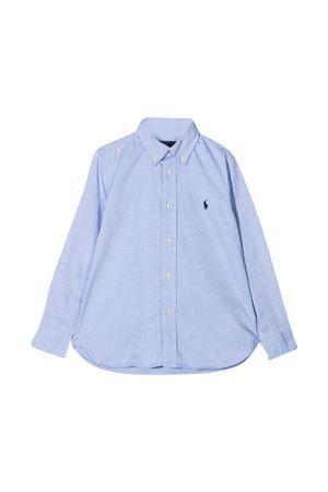 Blue shirt Ralph Lauren Kids RALPH LAUREN KIDS | 8 | 322819238002