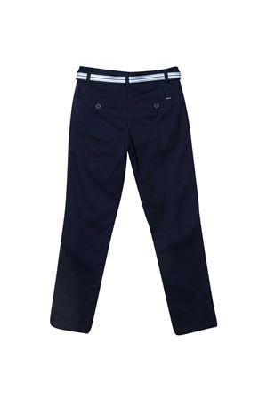 Pantaloni blu Ralph Lauren kids con cintura RALPH LAUREN KIDS | 9 | 322832060001