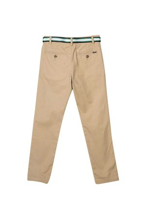 Khaki trousers Ralph Lauren kids with belt RALPH LAUREN KIDS | 9 | 322832060002