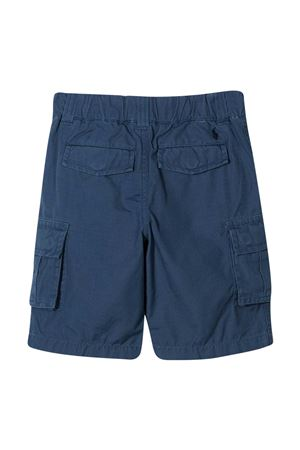 Ralph Lauren Kids blue bermuda shorts RALPH LAUREN KIDS | 30 | 322832062003