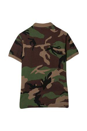 Ralph Lauren Kids camouflage polo shirt  RALPH LAUREN KIDS | 8 | 322832070002
